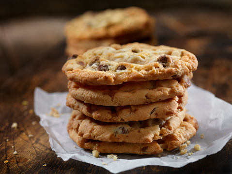 Milk Chocolate「Butter Toffee Crunch Chocolate Chip Cookies」:スマホ壁紙(19)