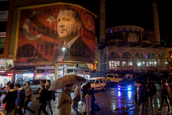 President「Increased Nationalism Dominates Turkey Post Failed Coup Attempt」:写真・画像(3)[壁紙.com]