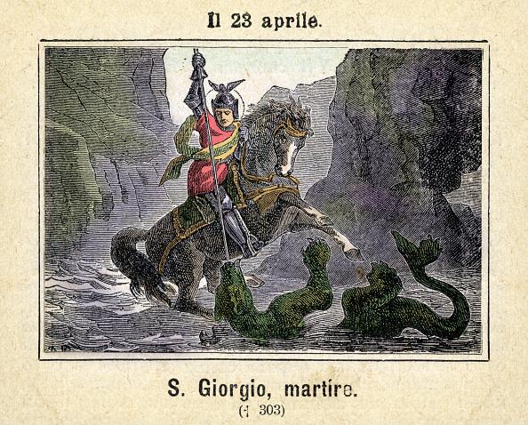 Fototeca Storica Nazionale「Saint George Of Lydda」:写真・画像(17)[壁紙.com]