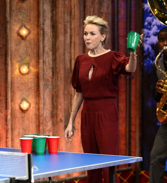 "Concepts & Topics「Naomi Watts Visits ""Late Night With Jimmy Fallon""」:写真・画像(4)[壁紙.com]"