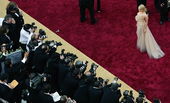 High Angle View「The 78th Annual Academy Awards - Arrivals」:写真・画像(14)[壁紙.com]