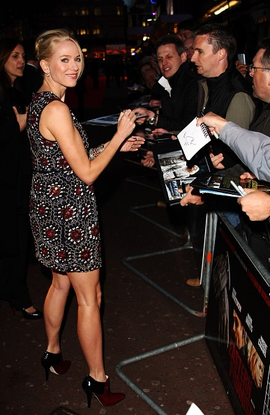 Print Dress「BFI 51st London Film Festival: Eastern Promises Premiere」:写真・画像(10)[壁紙.com]