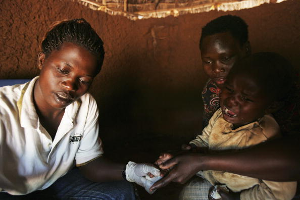Rural Scene「Uganda Leads The Way In Africa's Fight Against AIDS」:写真・画像(13)[壁紙.com]