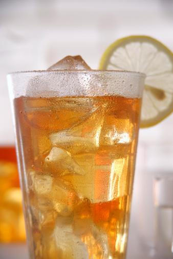 Ice Tea「Glass of iced tea」:スマホ壁紙(11)