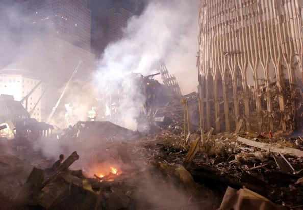 Rubble「World Trade Center Rubble」:写真・画像(6)[壁紙.com]