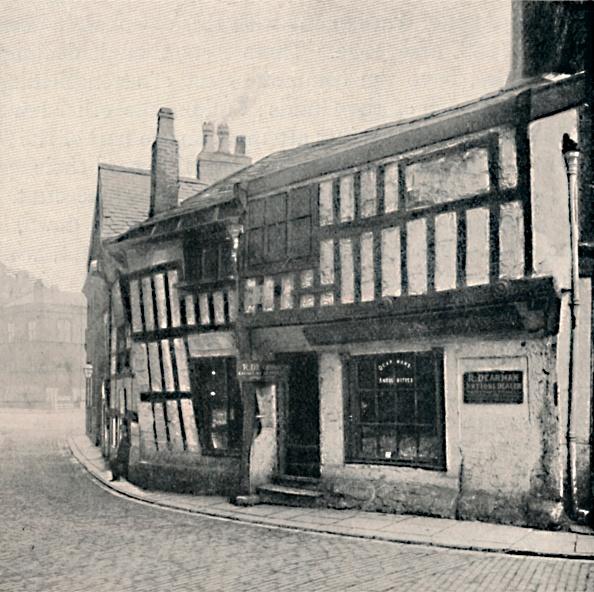 1900-1909「Poets Corner: A Bit Of Old Manchester 1903」:写真・画像(11)[壁紙.com]