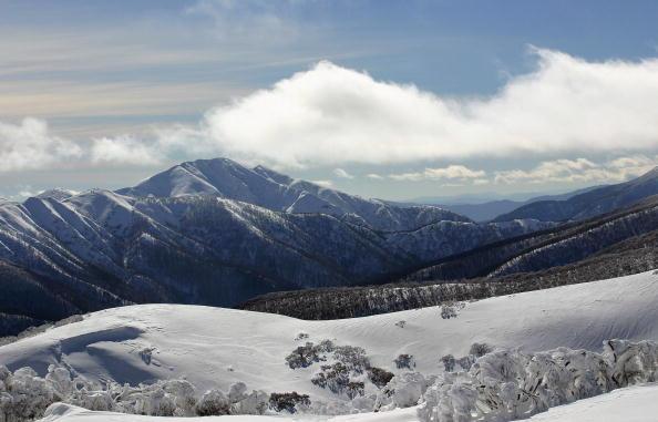 雪「Major Snowfalls In The Victorian Alps」:写真・画像(14)[壁紙.com]