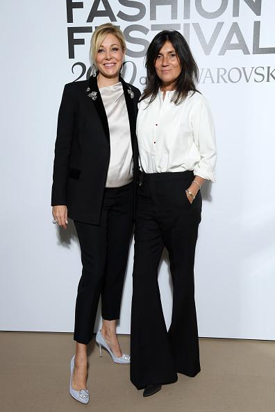 High Heels「Vogue Fashion Festival 2019 : Photocall At Hotel Potocki In Paris」:写真・画像(17)[壁紙.com]
