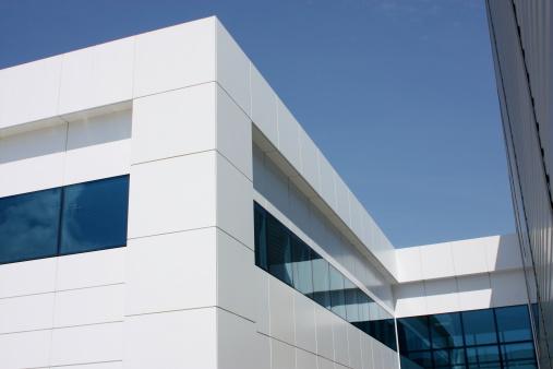 New Business「Modern indstrial building」:スマホ壁紙(14)