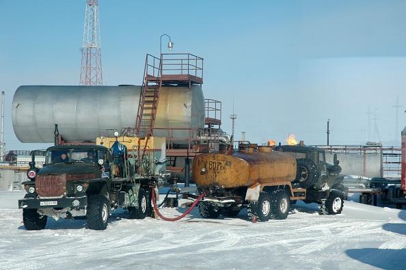 Finance and Economy「Gas Mining in Siberia」:写真・画像(13)[壁紙.com]