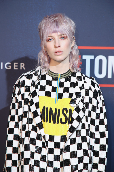 London Fashion Week「Tommy Hilfiger TOMMYNOW Fall 2017 - Front Row & Atmosphere」:写真・画像(10)[壁紙.com]