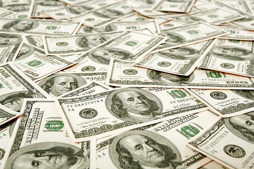 Economic fortune「ドルのフロー」:スマホ壁紙(6)