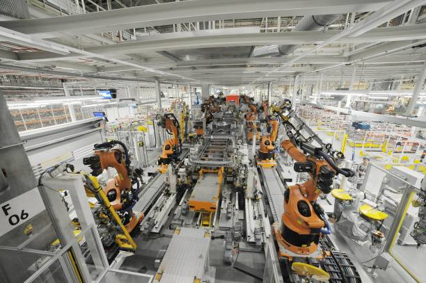 Volkswagen factory in Wrzesnia, Poland:ニュース(壁紙.com)