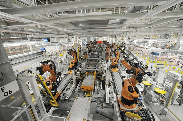 Automated「Volkswagen factory in Wrzesnia, Poland」:写真・画像(9)[壁紙.com]