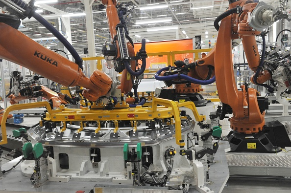 Automated「Volkswagen factory in Wrzesnia, Poland」:写真・画像(6)[壁紙.com]