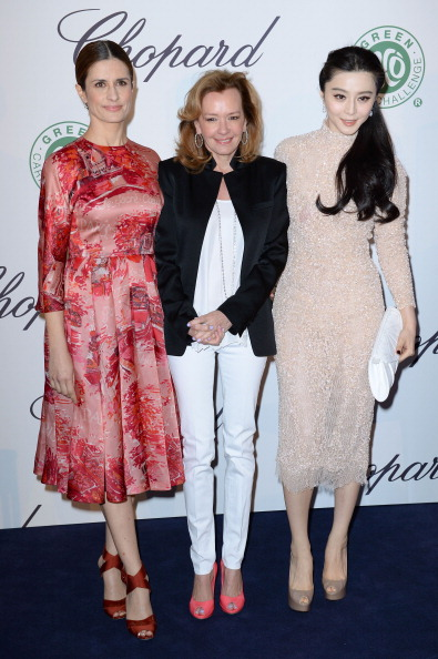 Lace Dress「Chopard Lunch - The 66th Annual Cannes Film Festival」:写真・画像(17)[壁紙.com]