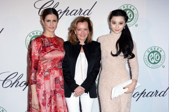 Lace Dress「Chopard Lunch - The 66th Annual Cannes Film Festival」:写真・画像(18)[壁紙.com]