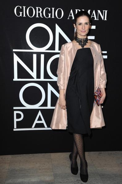 Pascal Le Segretain「Giorgio Armani Prive : Front Row - Paris Fashion Week - Haute Couture S/S 2014」:写真・画像(9)[壁紙.com]