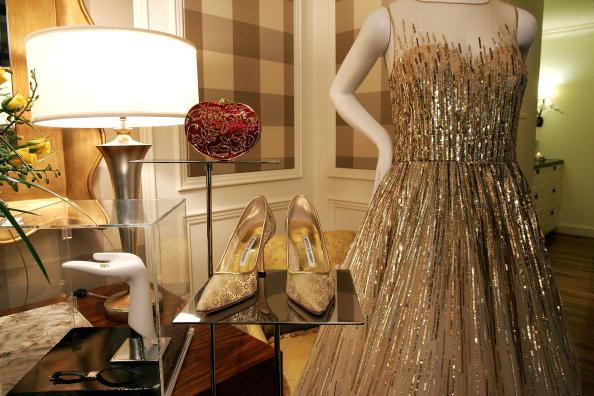 Manolo Blahnik - Designer Label「The Mandarin Oriental Hotel Displays Its Inauguration Package」:写真・画像(10)[壁紙.com]