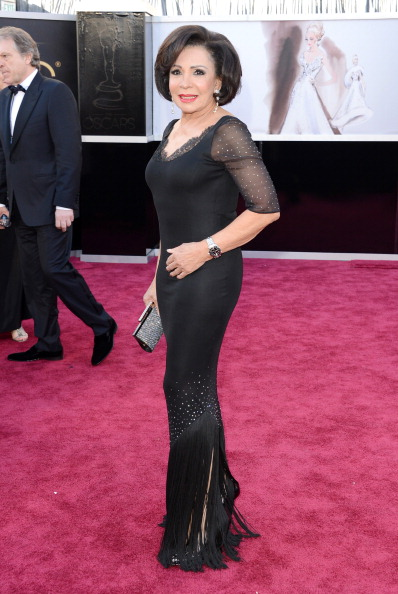 Scalloped - Pattern「85th Annual Academy Awards - Arrivals」:写真・画像(14)[壁紙.com]
