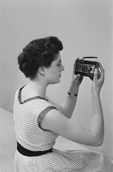 Portable Radio「Pocket Size Radio」:写真・画像(0)[壁紙.com]