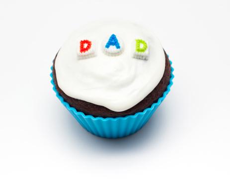 父の日「父親のカップケーキ」:スマホ壁紙(1)
