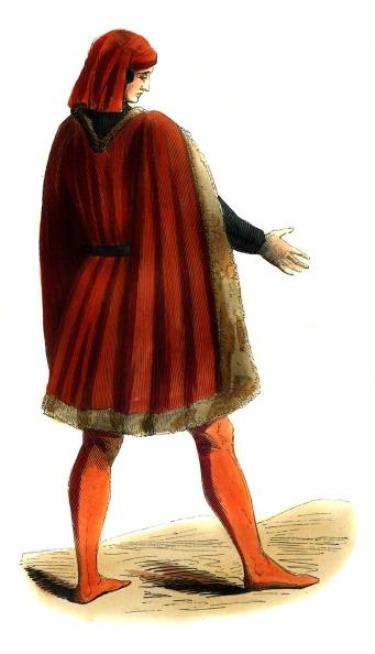 Velvet「Florentine noble - male costume from 15th century」:写真・画像(17)[壁紙.com]