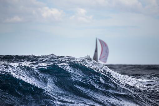 エクストリームスポーツ「Sydney to Hobart yacht race.」:スマホ壁紙(1)