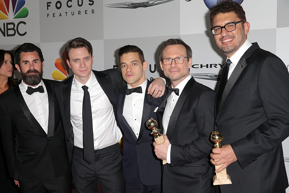 Film Industry「NBCUniversal's 73rd Annual Golden Globes After Party - Arrivals」:写真・画像(11)[壁紙.com]