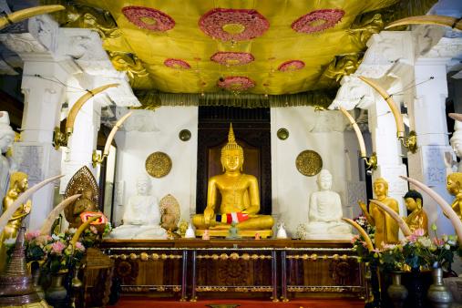 Sri Lanka「Kandy Sri Lanka Dalada Maligawa」:スマホ壁紙(3)