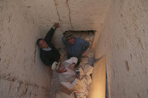 Archaeology「New Tomb Discovered In Valley Of The Kings」:写真・画像(0)[壁紙.com]
