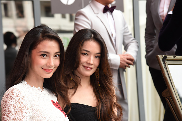 """Angelababy「""""The Ghouls"""" Photocall And Press Conference - The 68th Annual Cannes Film Festival」:写真・画像(11)[壁紙.com]"""