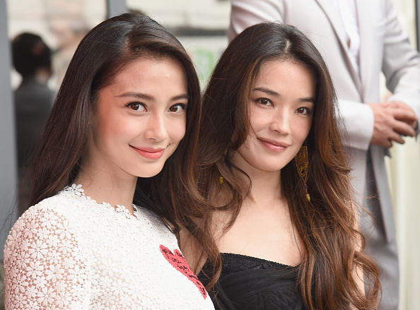 """Angelababy「""""The Ghouls"""" Photocall And Press Conference - The 68th Annual Cannes Film Festival」:写真・画像(7)[壁紙.com]"""