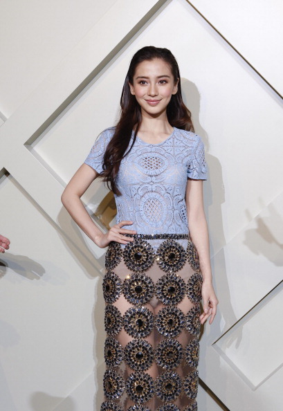 Angelababy「Burberry Brings London To Shanghai」:写真・画像(6)[壁紙.com]