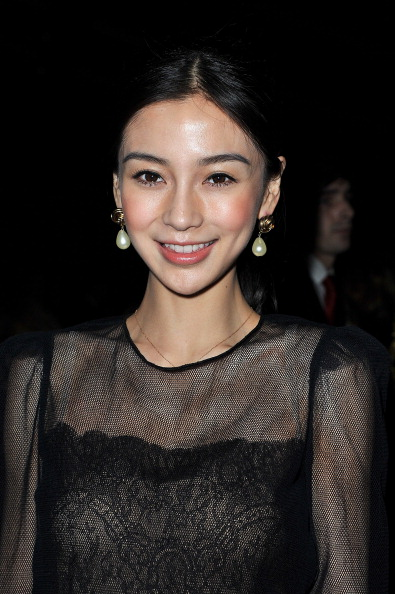 Angelababy「Valentino: Front Row - Paris Fashion Week Womenswear Fall/Winter 2012」:写真・画像(12)[壁紙.com]