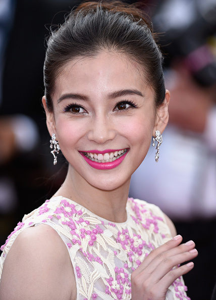 "Angelababy「Opening Ceremony & ""La Tete Haute"" Premiere - The 68th Annual Cannes Film Festival」:写真・画像(7)[壁紙.com]"