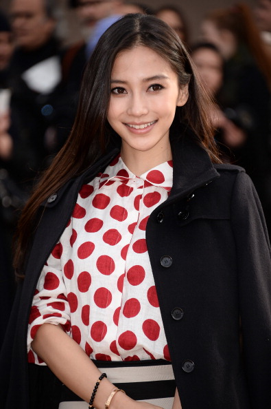 Angelababy「Burberry Womenswear Autumn/Winter 2014 - Arrivals」:写真・画像(14)[壁紙.com]