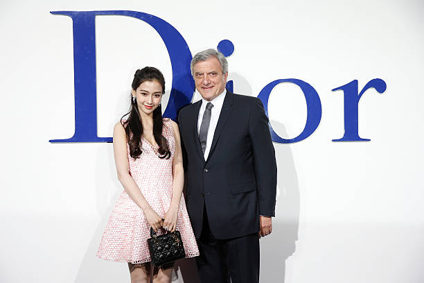 Dior SS 2016 Repeat Show In Beijing - Front Row:ニュース(壁紙.com)
