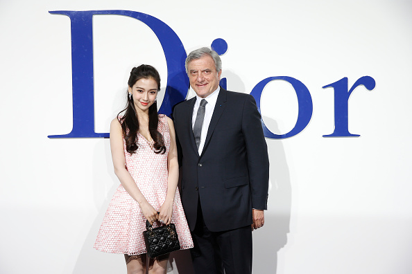 Angelababy「Dior SS 2016 Repeat Show In Beijing - Front Row」:写真・画像(5)[壁紙.com]