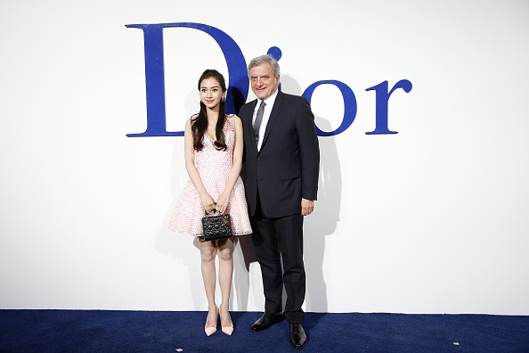 Angelababy「Dior SS 2016 Repeat Show In Beijing - Front Row」:写真・画像(6)[壁紙.com]