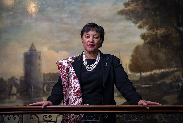 British Empire「Newly Appointed Secretary-General Of The Commonwealth Of Nations, Baroness Scotland」:写真・画像(1)[壁紙.com]