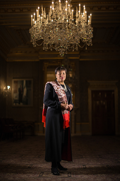 British Empire「Newly Appointed Secretary-General Of The Commonwealth Of Nations, Baroness Scotland」:写真・画像(16)[壁紙.com]