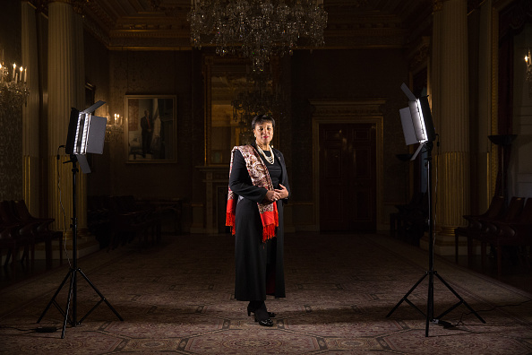 British Empire「Newly Appointed Secretary-General Of The Commonwealth Of Nations, Baroness Scotland」:写真・画像(17)[壁紙.com]