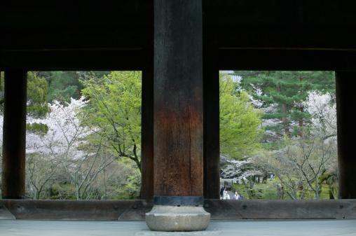 Temple「Japan, Kyoto, Sanmon gate, Nanzen-Ji Temple」:スマホ壁紙(15)