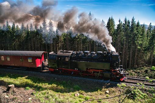 Harz Mountain「Harz National Park -Brocken / Railway」:スマホ壁紙(14)