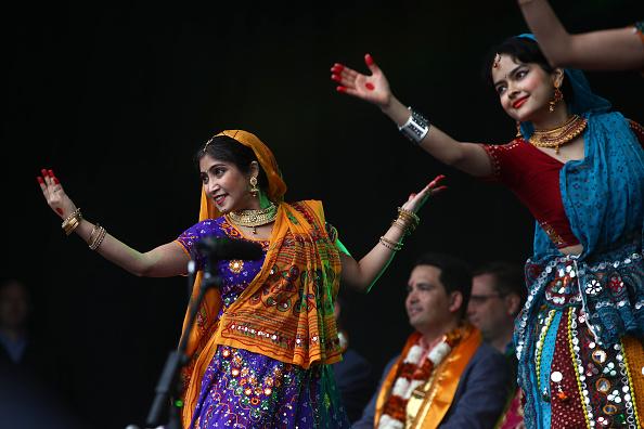 Auckland「Aucklanders Celebrate Cultural Diversity At Annual Diwali Festival」:写真・画像(14)[壁紙.com]