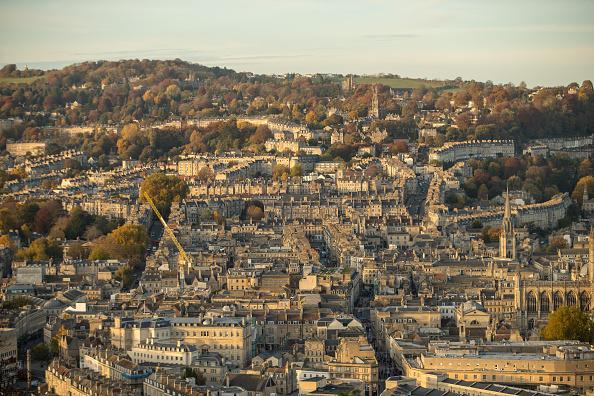 Somerset - England「Autumn Colours Reach Their Peak In The UK」:写真・画像(2)[壁紙.com]