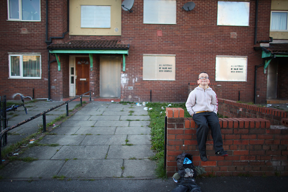 Salford Quays「Coalition Government Unveils Spending Review To Tackle Country's Deficit」:写真・画像(3)[壁紙.com]