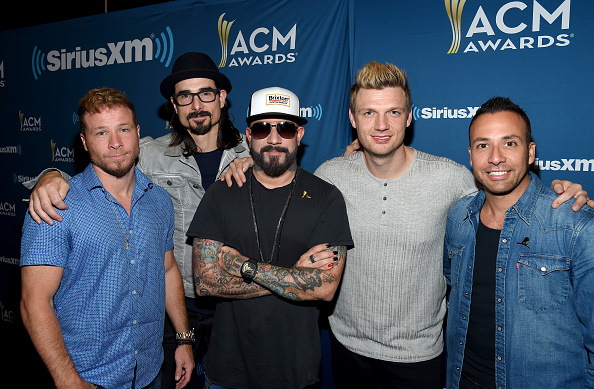Academy Awards「SiriusXM's The Highway Channel Broadcasts Backstage Leading Up To The Academy of Country Music Awards at the T-Mobile Arena」:写真・画像(15)[壁紙.com]