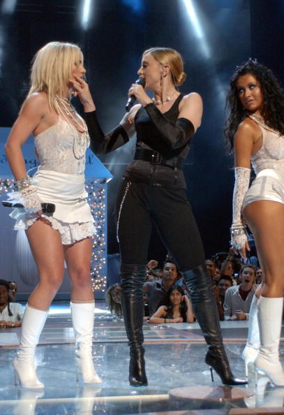 Arts Culture and Entertainment「Britney Spears, Madonna, and Christina Aguilera」:写真・画像(15)[壁紙.com]